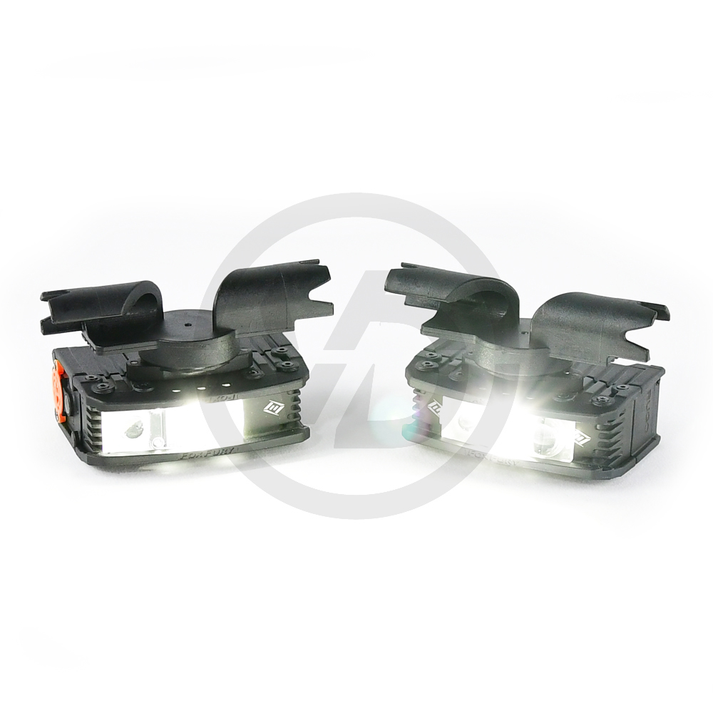 FoxFury RUGO Dual Light Kit with Strobe for Yuneec Typhoon H/H Plus/H520
