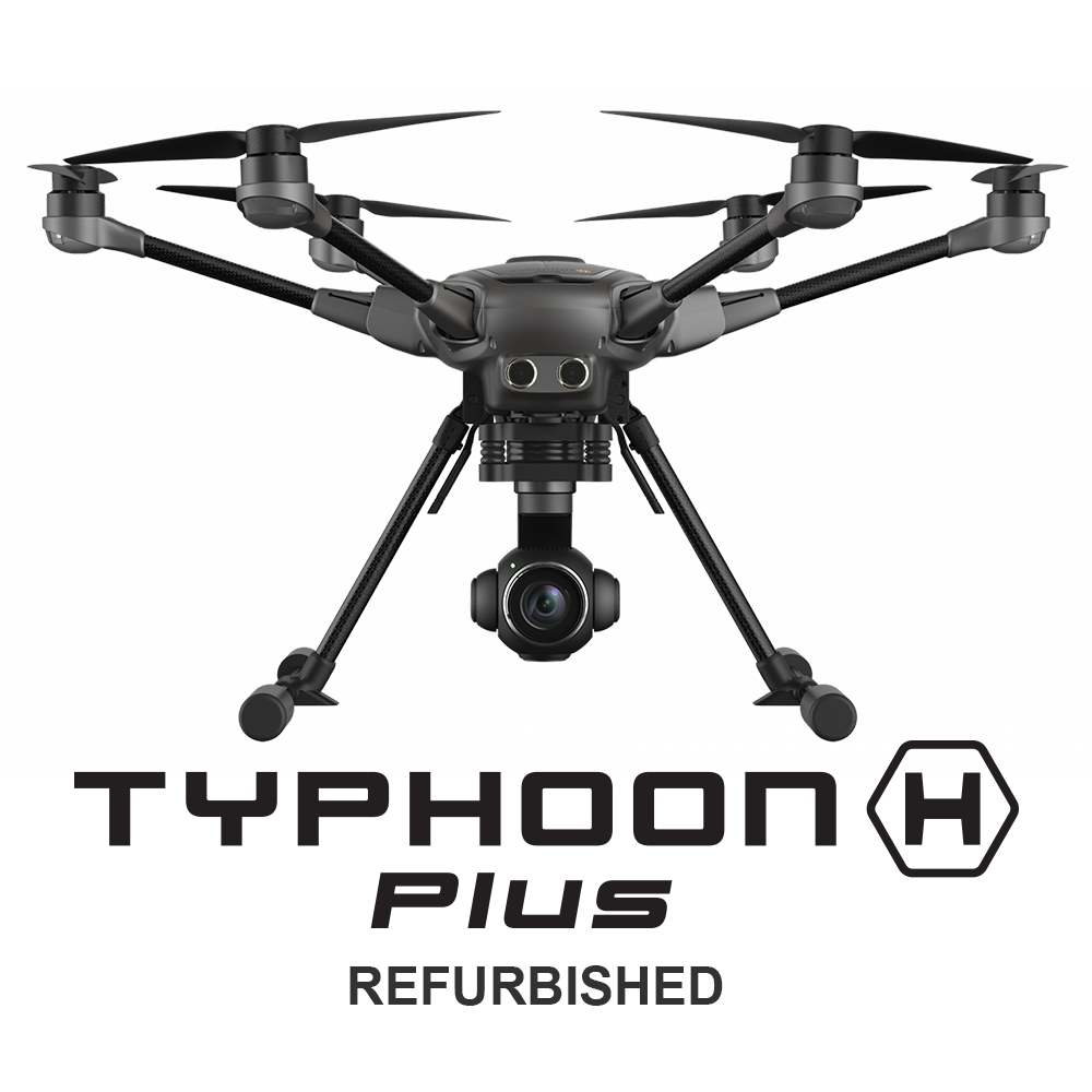 Refurbished Yuneec Typhoon H Plus