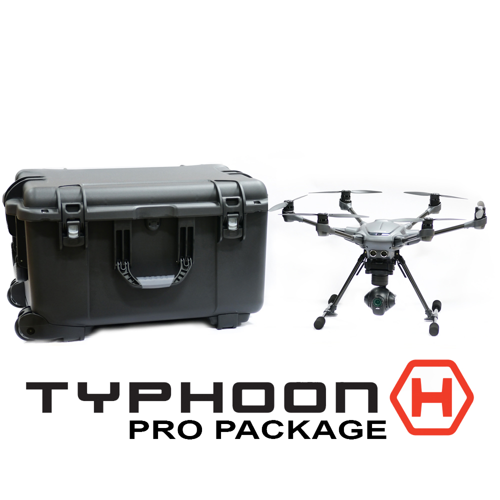 Yuneec Typhoon H Pro with Weatherproof Hard Case