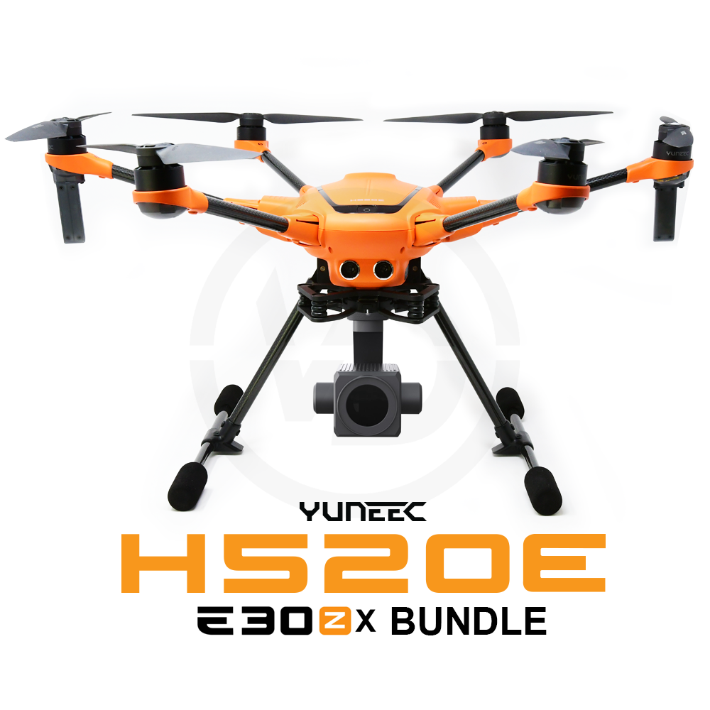 Yuneec H520E E30ZX Configurable Bundle