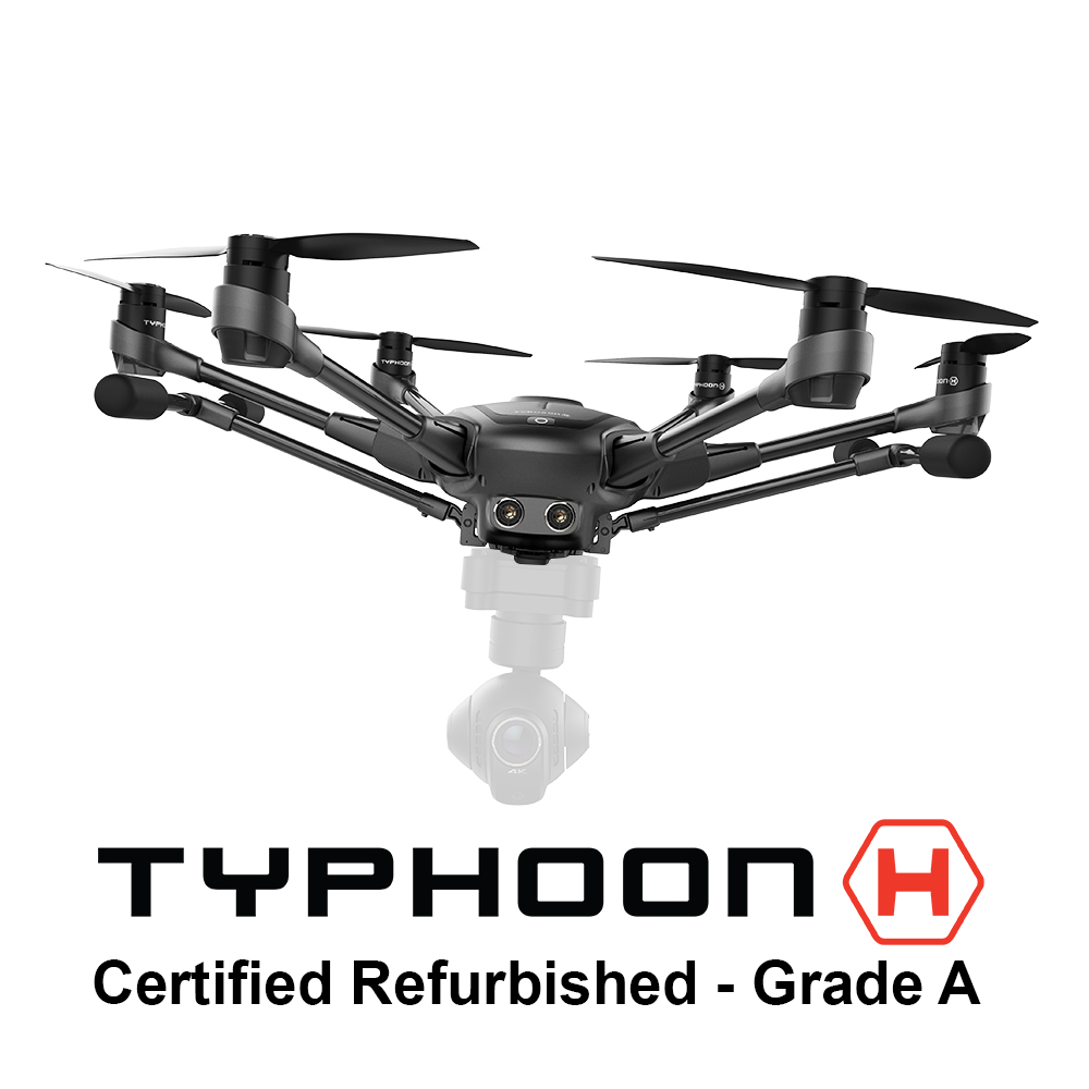 Yuneec Typhoon H Certified Refurbished - Grade A (Drone Only)