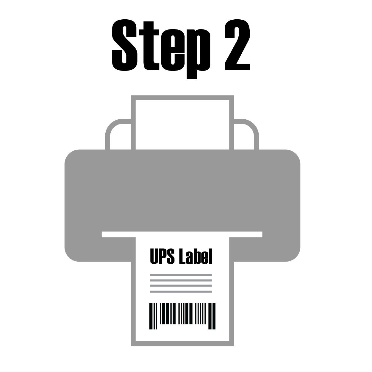 Print Out Repair Label