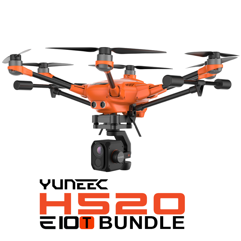 Yuneec H520 E10T/E10TV Configurable Bundle