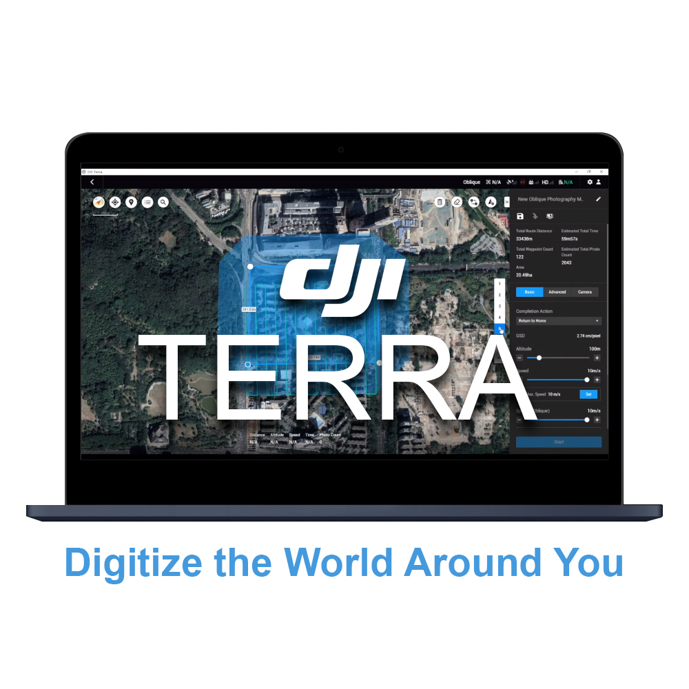 DJI Terra Advanced Overseas 1 Year