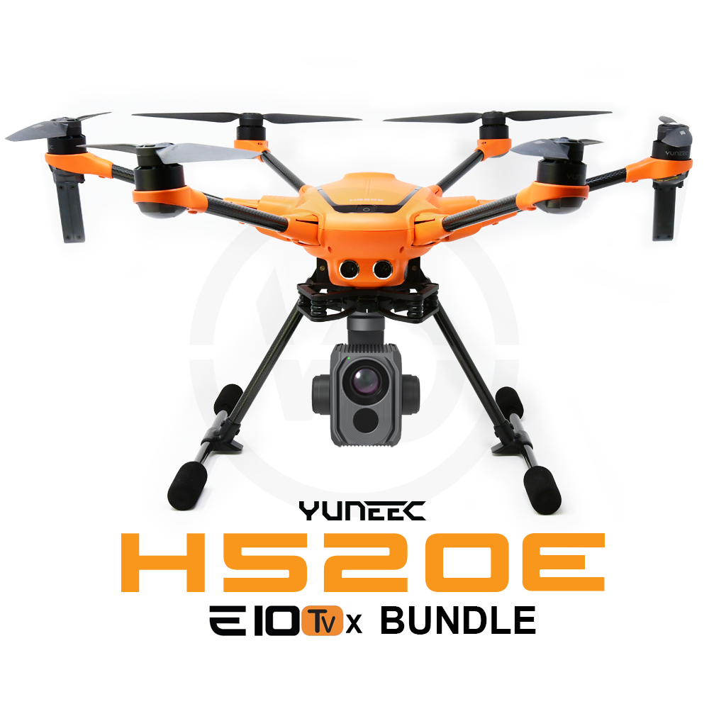 Yuneec H520E E10TV32x Configurable Bundle