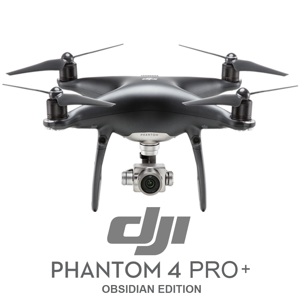 DJI Phantom 4 Pro + (Plus) Obsidian Edition
