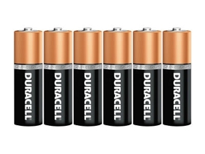 6-Pack of Duracell AA Batteries