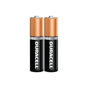 2-Pack of Duracell AAA Batteries