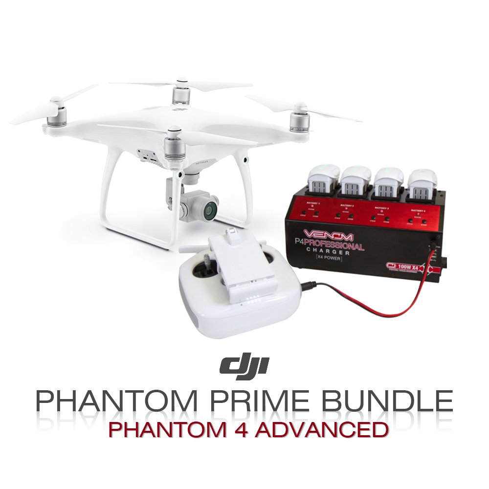 DJI Phantom Prime Bundle (Phantom 4 Advanced)