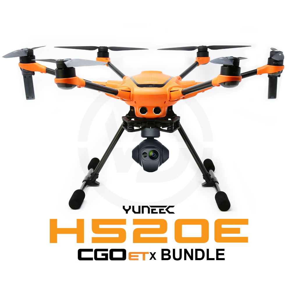 Yuneec H520E CGOETX Configurable Bundle
