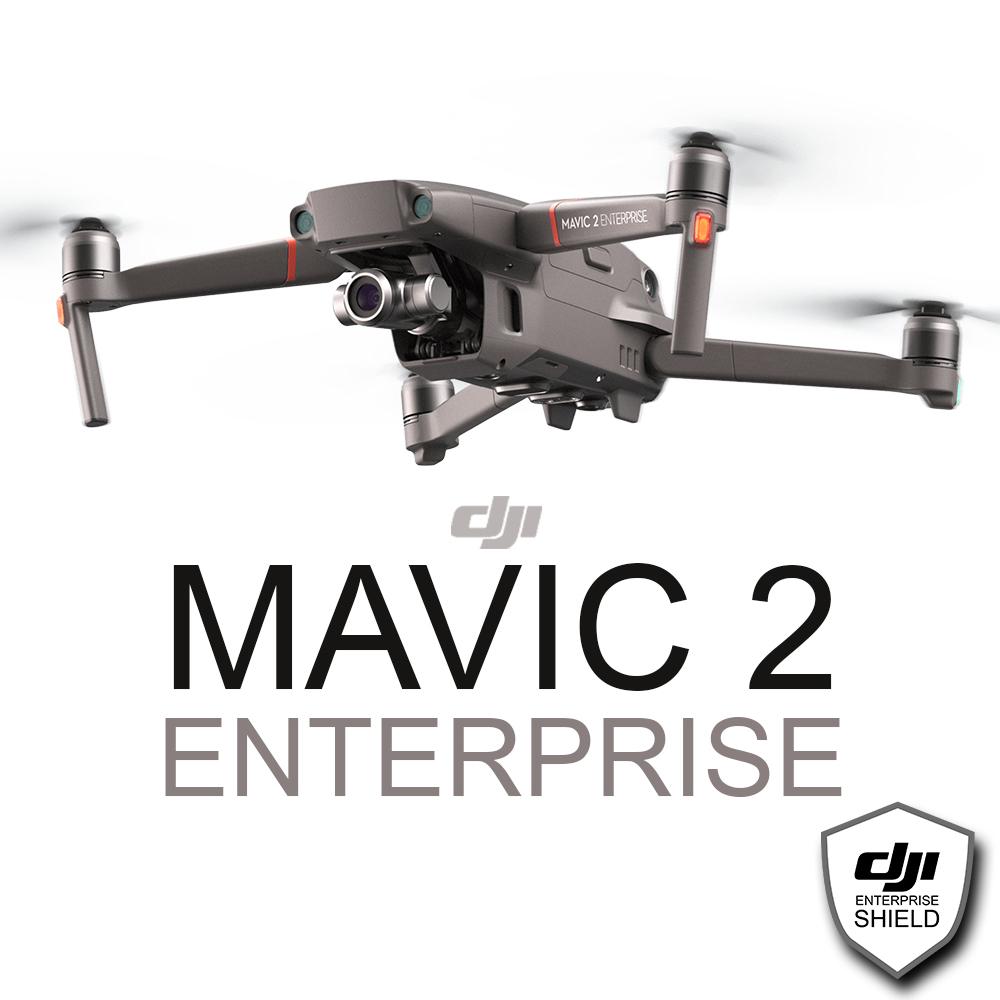 DJI Mavic 2 Enterprise Zoom Universal Edition with Enterprise Shield