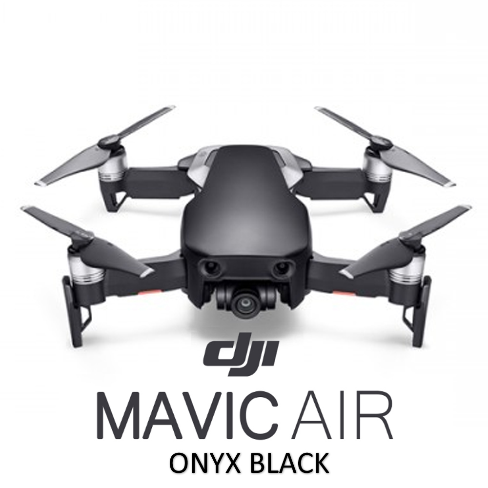 DJI Mavic Air - Onyx Black (Fly More Combo)