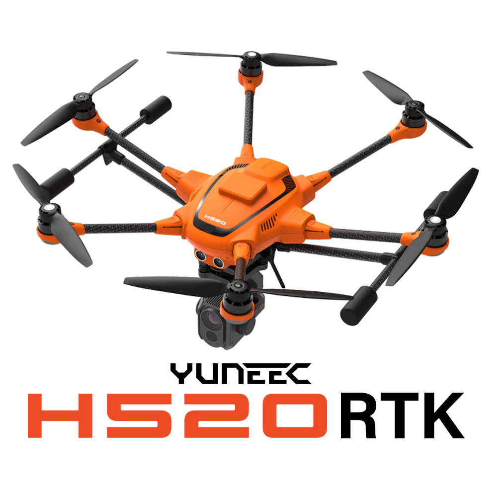 Yuneec H520E with RTK