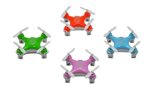Inguity® 3D Micro Drone