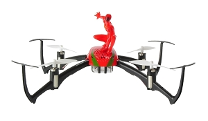 Inguity® Stunt Master - Inverted Flying Drone