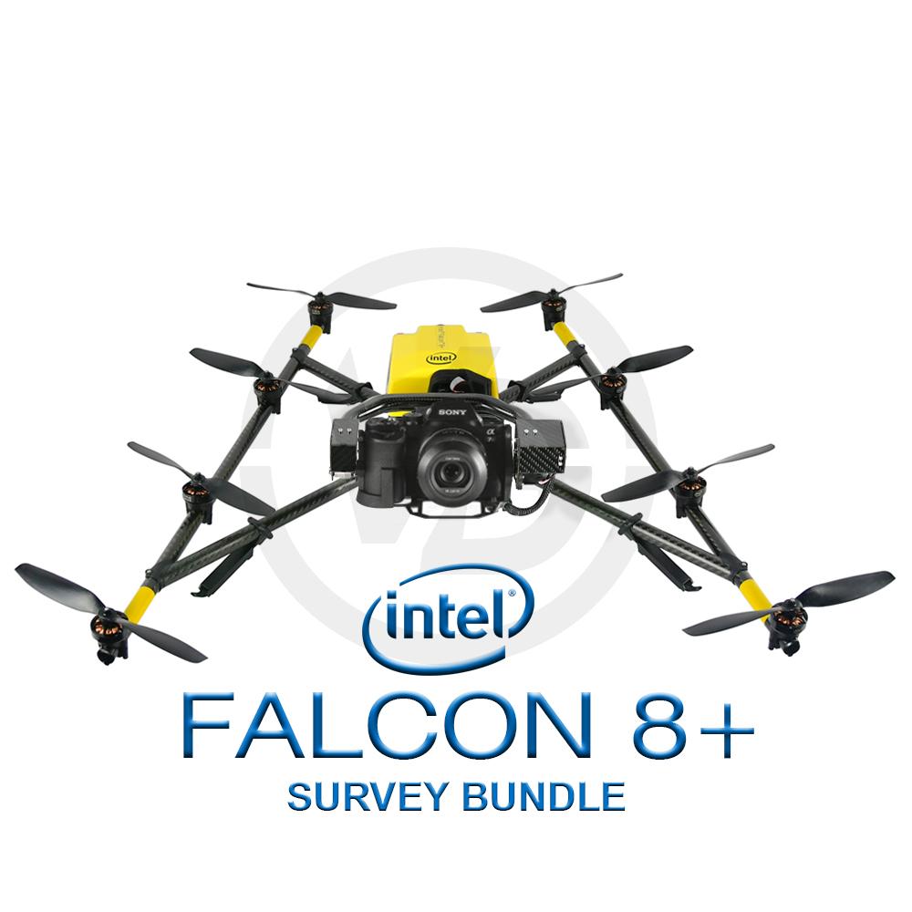 Intel Falcon 8 Plus Survey Bundle