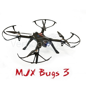 MJX Bugs 3 Quadcopter with Brushless Motors