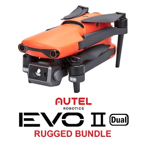 Autel Robotics EVO 2 DUAL 640 Thermal Rugged Bundle (600002011)