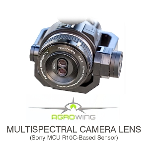 Agrowing Multispectral Camera Lens (Sony MCU R10C-Based Sensor)