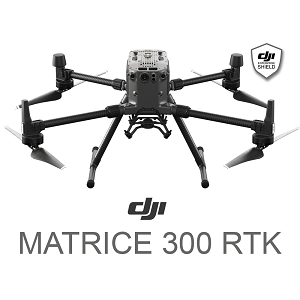 DJI Matrice 300 RTK Combo with Enterprise Shield (CP.EN.00000221.SB)