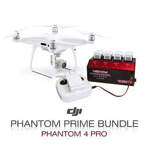 DJI Phantom Prime Bundle (Phantom 4 Pro)