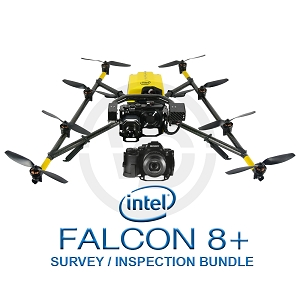Intel Falcon 8+ (Plus) Survey and Inspection Bundle
