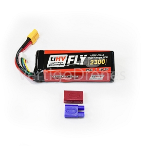 Venom LiPo High Voltage 2300mAh 25C/15.2V  Battery for the Walkera Furious 320