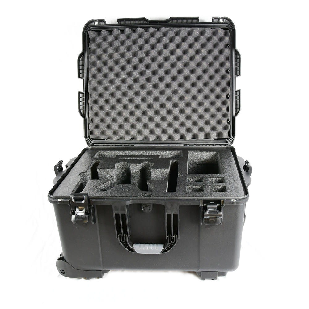 Black Weatherproof Hardcase for Yuneec Typhoon H, H Plus (+) and H520