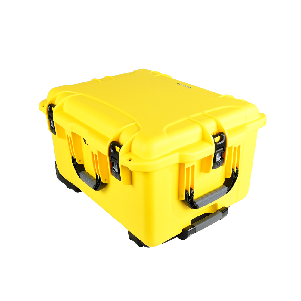Yellow Weatherproof Hardcase for Yuneec Typhoon H, H + (Plus) and H520