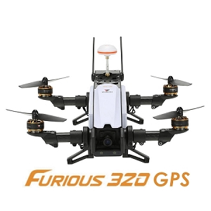 Walkera Furious 320 FPV Racing Drone with GPS