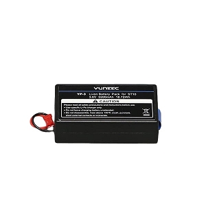 Yuneec 5200mAh 1-Cell / 1S 3.6V LiIon Battery: ST10, ST10+