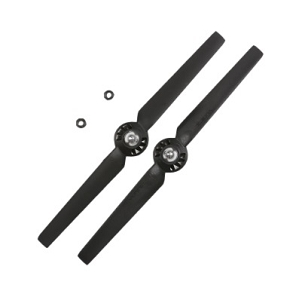 Propeller / Rotor Blade A, Clockwise Rotation (2pcs): Yuneec Typhoon Q500 4K