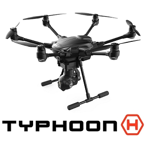 Yuneec Typhoon H - UHD Camera Drone with GPS