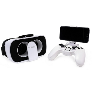 Yuneec Breeze FPV Goggles and Remote Controller