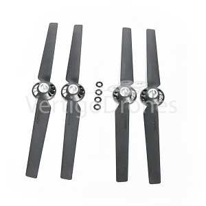 Yuneec Typhoon Q500 4K Complete Set of 4 Propellers