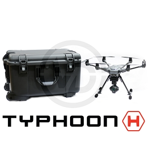 Yuneec Typhoon H with Weatherproof Hard Case