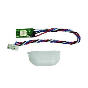 Yuneec Main LED Status Indicator Module and Cover: Q500