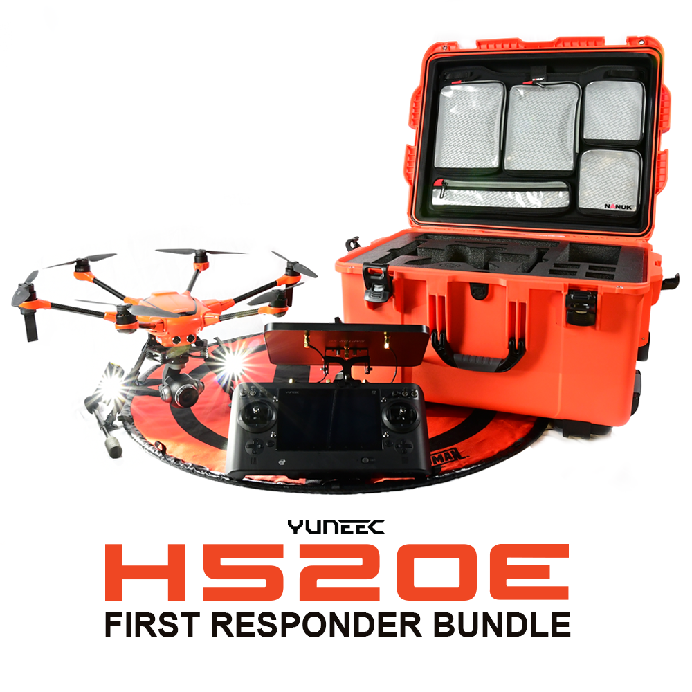 Yuneec H520E First Responder Bundle