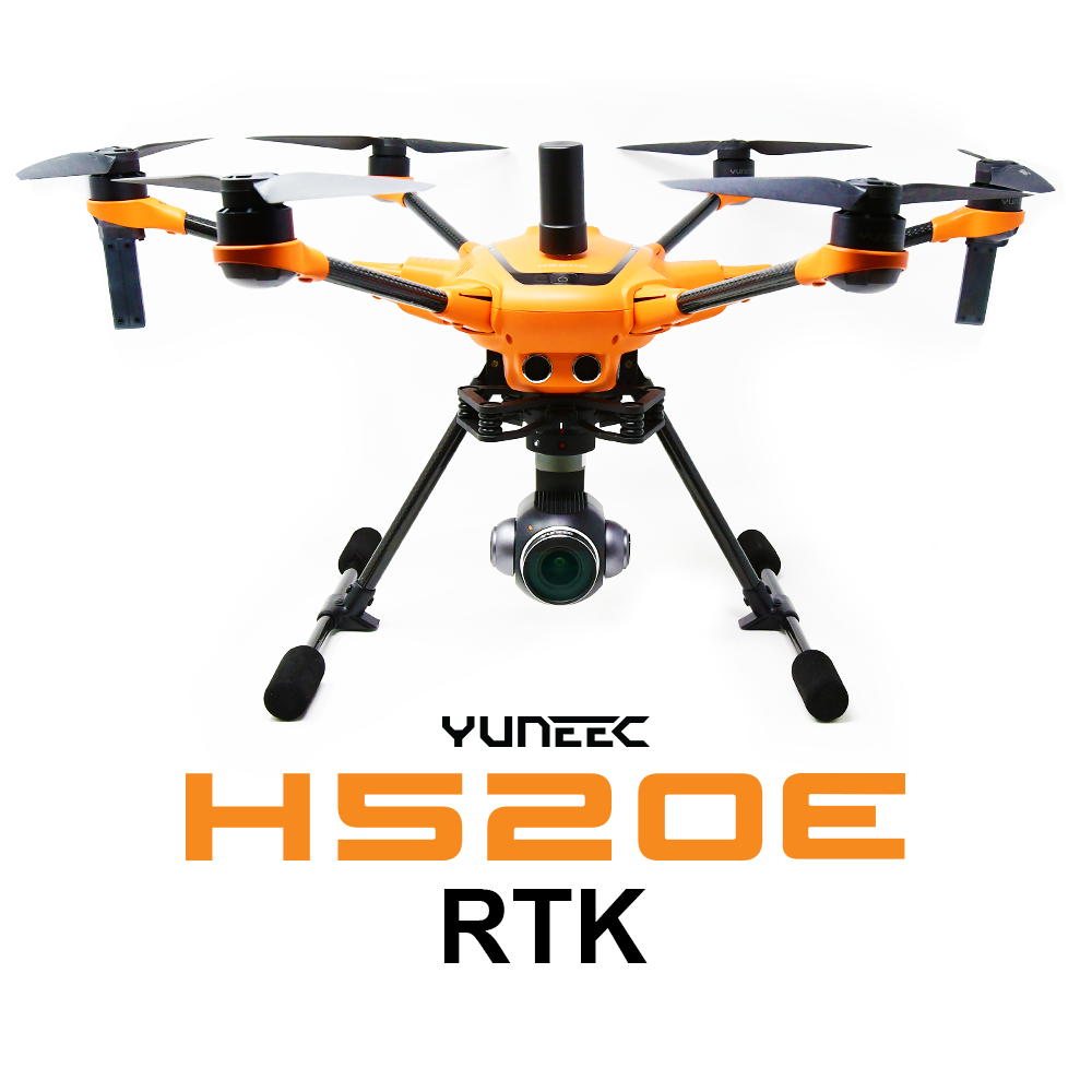 Yuneec H520E RTK with E90X