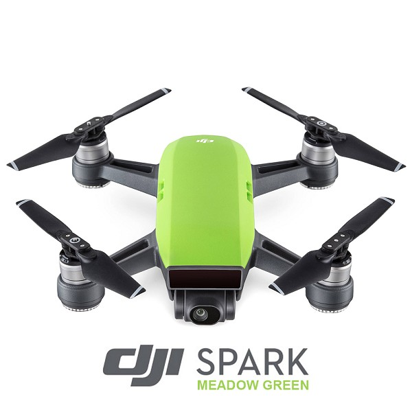 DJI Spark - Meadow Green (Fly More Combo )