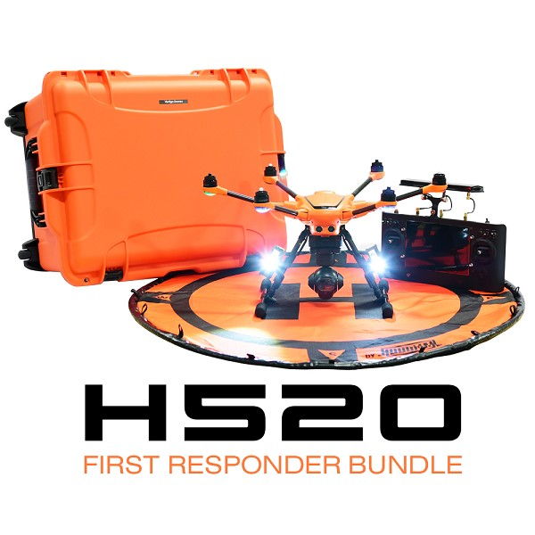 Yuneec H520 First Responder Bundle