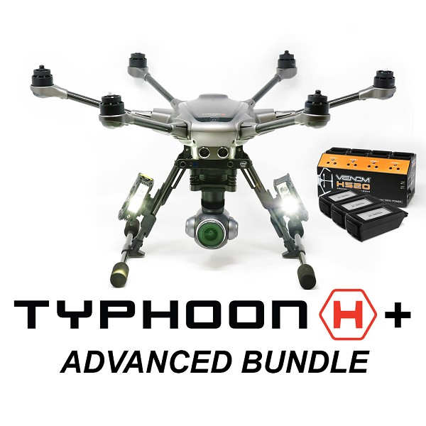Yuneec Typhoon H + (Plus) Advanced Bundle