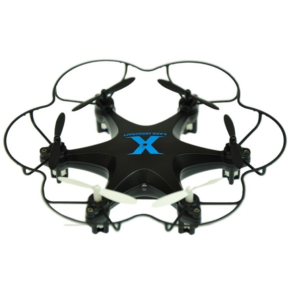 Inguity® XR Micro HexDrone - Worlds Smallest Hexacopter