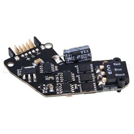 Walkera Furious 320 (C) Brushless ESC (CCW)