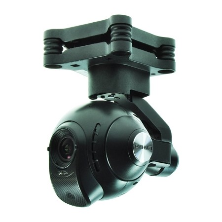Yuneec CGO3  4k 3-Axis Gimbal Camera w/ 5.8GHz Digital Video Downlink