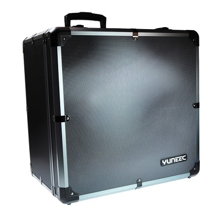 Yuneec Q500 4K OEM Aluminum Case with Trolley Handle