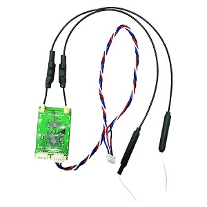 Yuneec 2 4ghz receiver q500 for Yuneec q500 motor replacement