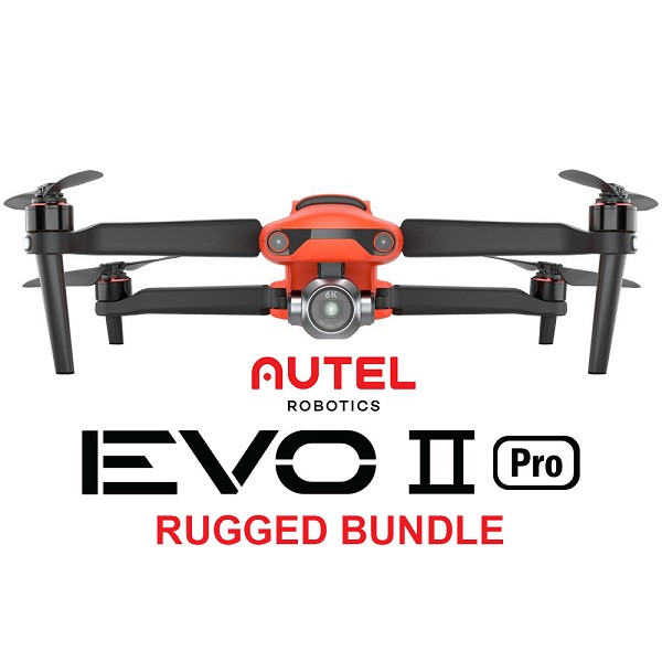 Autel Robotics EVO 2 Pro 6K Rugged Bundle (600002010)