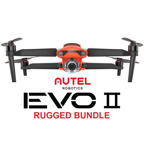 Autel Robotics EVO 2 8K Rugged Bundle (600002009)