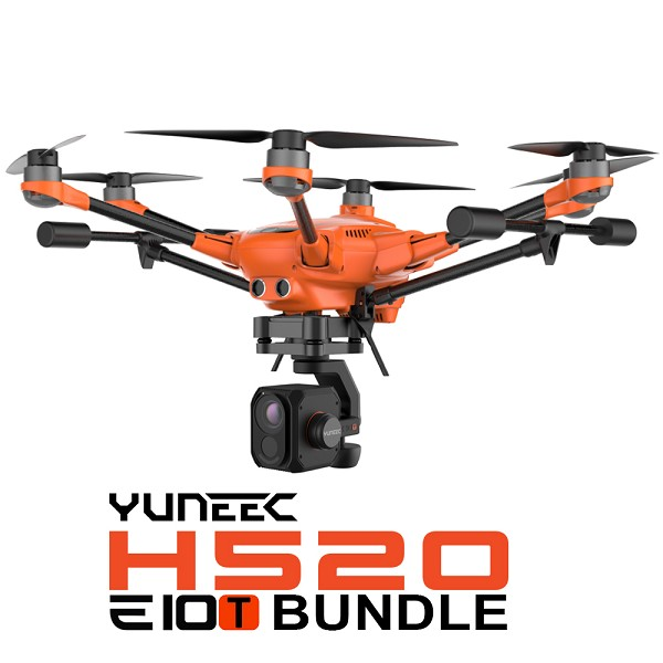 Yuneec H520 E10T Configurable Bundle (320 Version)